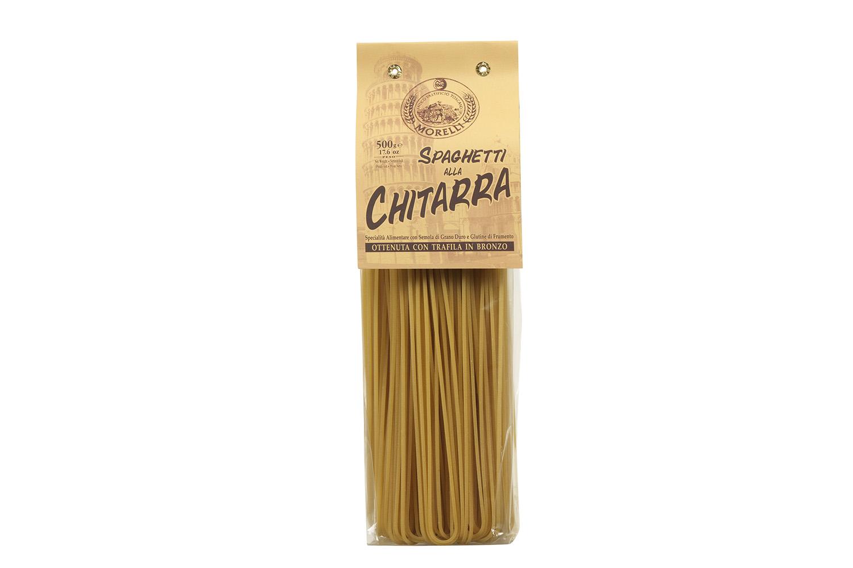 Pasta Morelli – Spaghetti Chitarra