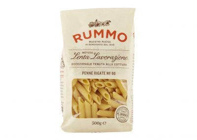 Pasta Rummo – Penne Rigate No66