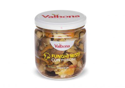 Funghi Misti, blandad inlagd svamp 530g