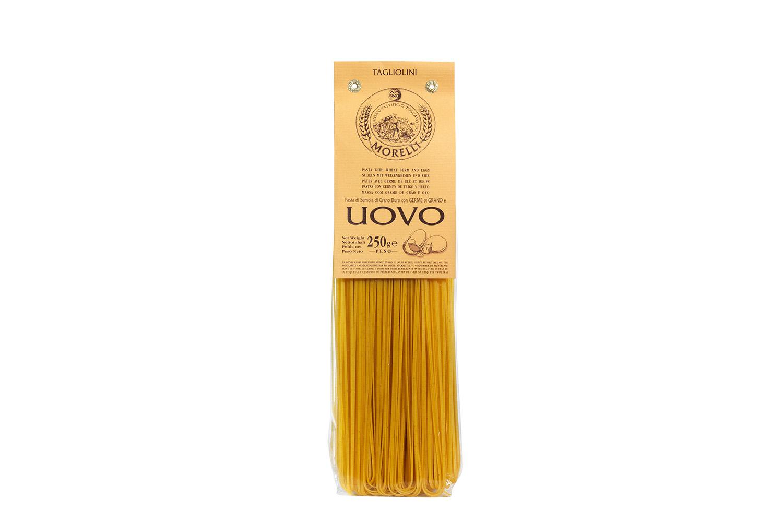 Pasta Morelli – Tagliolini all'Ouvo